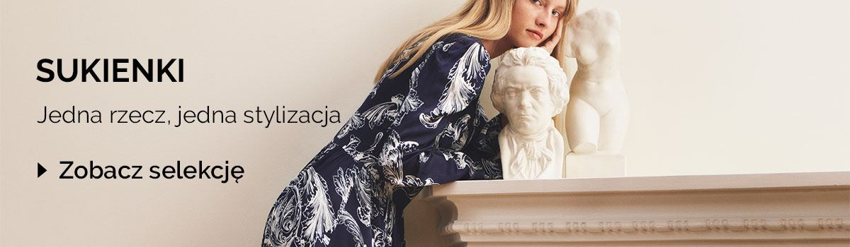 Sukienki we wszystkich stylach dostępne na Miinto.pl